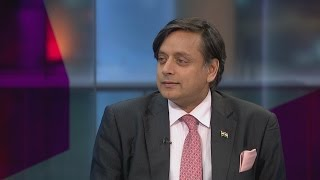 Shashi Tharoor on politics, India and his wife's death