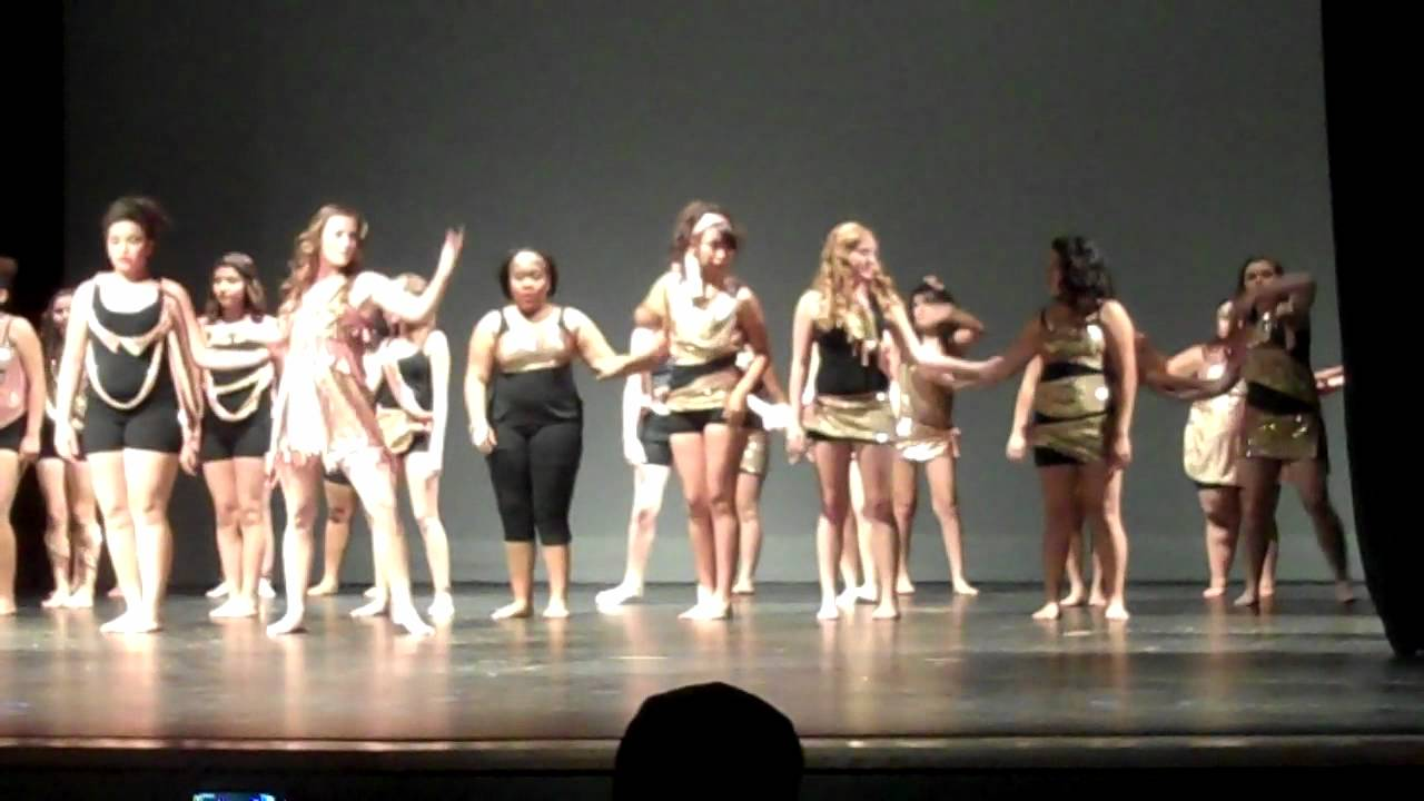 Youngker High School Dance Recital 1 - YouTube