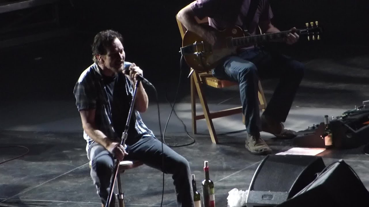 Pearl Jam: Fatal [HD] 2013-10-15 - Worcester, MA