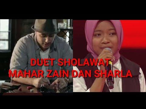 Duet SHOLAWAT MERDU SHARLA DAN MAHAR ZAIN