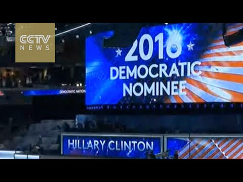 US Presidential Election 2016: Clinton first female major party nominee