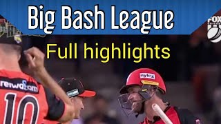 Full highlights | Big Bash League BBL