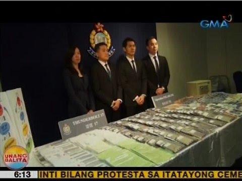 UB: 8 OFW, arestado matapos masangkot sa iligal na pagpapautang sa Hong Kong