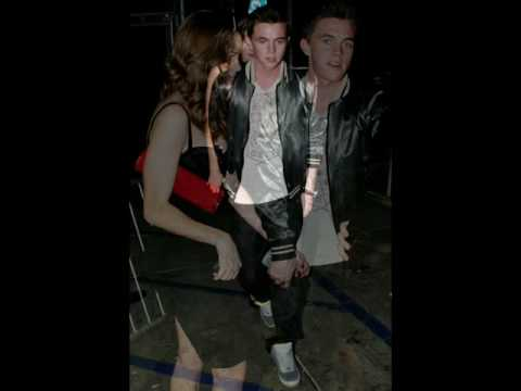 ! Jesse McCartney Dating Danielle Panabaker, Date Night At Foxtail !