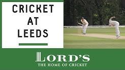Discover Leeds/Bradford MCCU | MCC/Spirit of Cricket