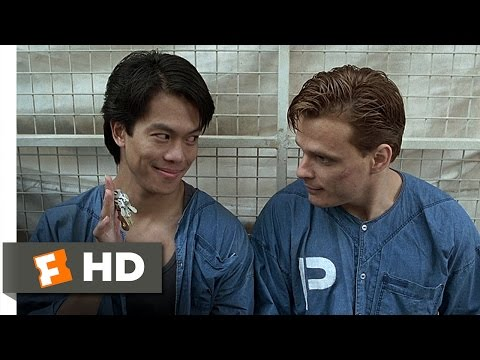 Street Fighter (1994) - Prison Break Scene (1/10) | Movieclips