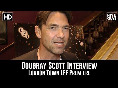 Dougray Scott LFF Premiere Interview - London Town