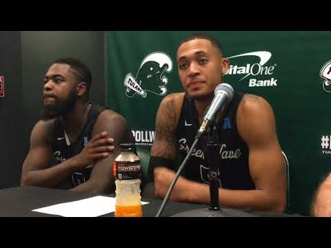 Mike Dunleavy, Cameron Reynolds and Jordan Cornish on Tulane's exhibition win over LSU