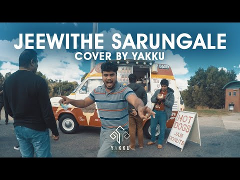 Jeewithe Sarungale - Cover By #YAKKU