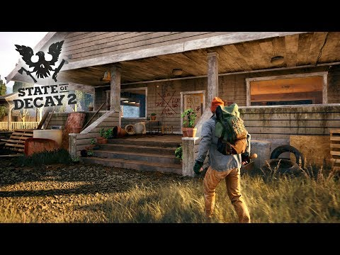 State of Decay 2 - ATTACKED BY SAVAGES! (State of Decay 2 Pl