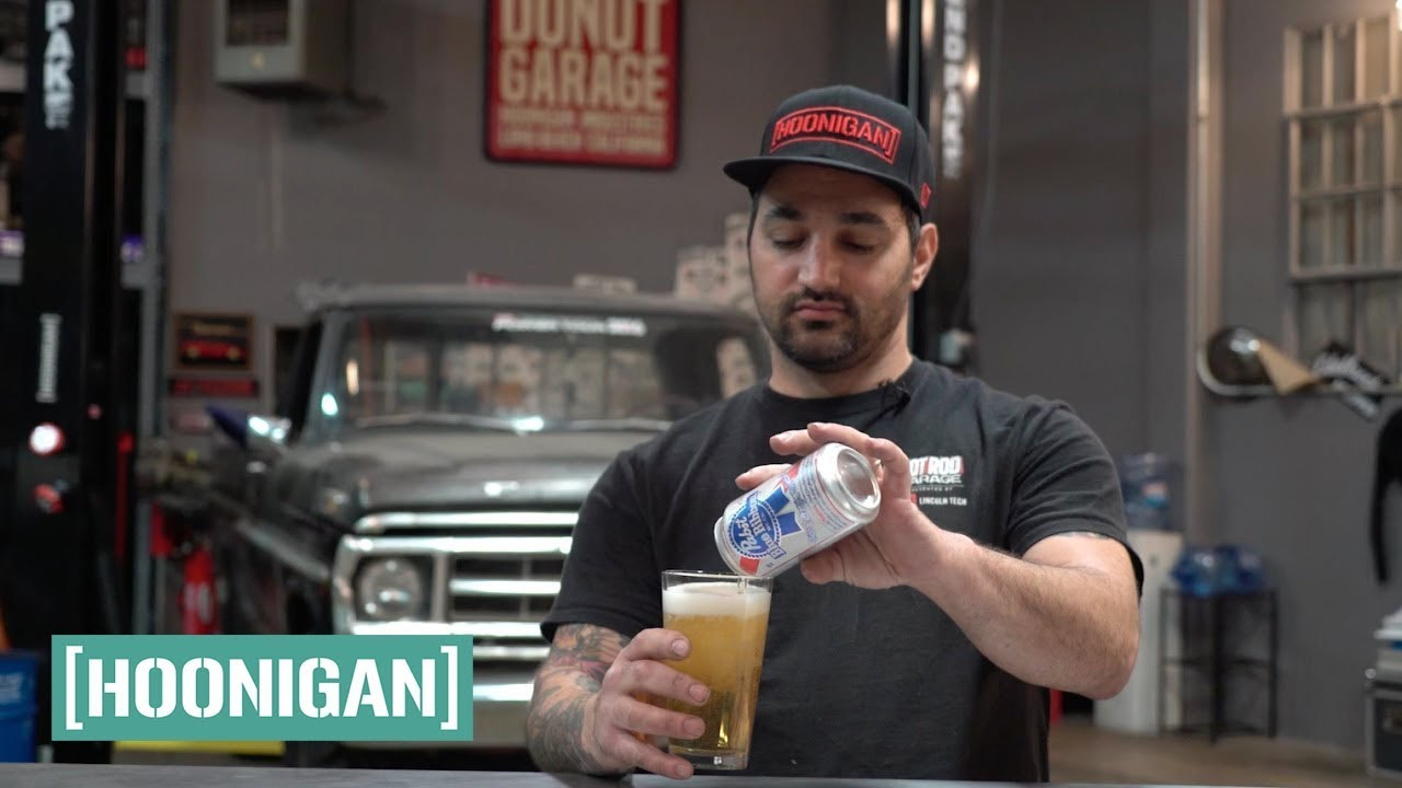 What Is A Hoonigan >> [HOONIGAN] A BEER WITH: Tony Angelo (Hot Rod Garage) - YouTube