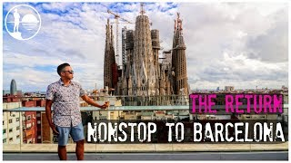 HOW TO GET TO BARCELONA ON A BUDGET | Spain Travel Tips