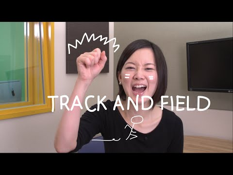 Weekly Japanese Words with Risa - Track and Field (Việt Sub)