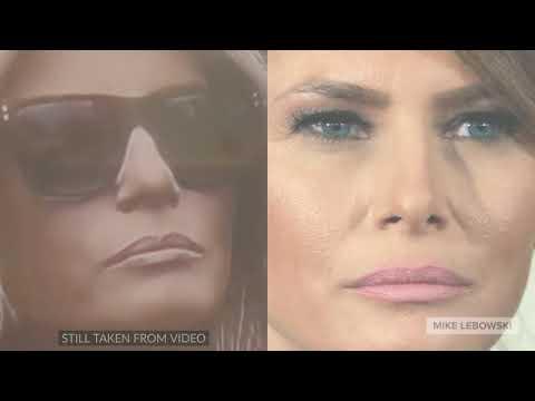 Body-double: What happened to Melania Trump?