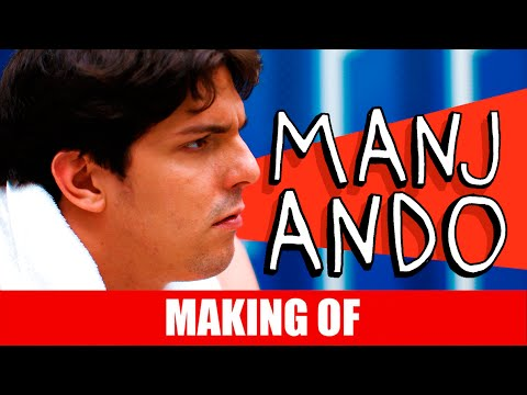 Making Of – Manjando