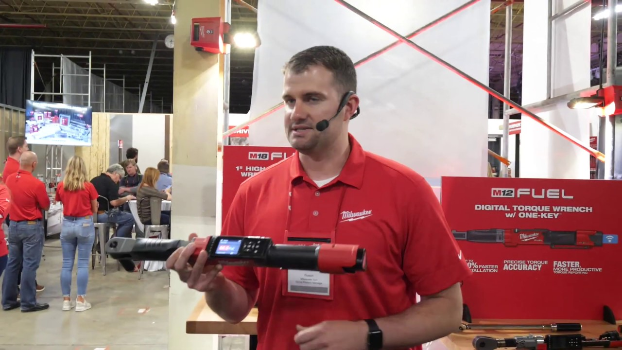Teaser: New Milwaukee M12 Fuel Motorized Digital Torque Wrench