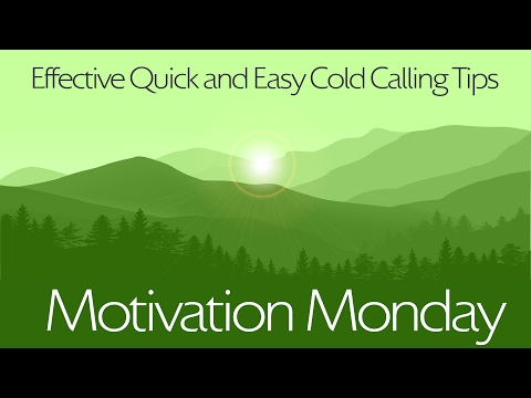 Quick and Easy Cold Calling Tips