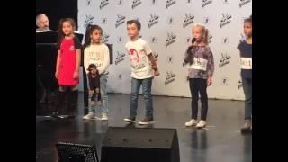 Кастинг на Голос Дети 4.