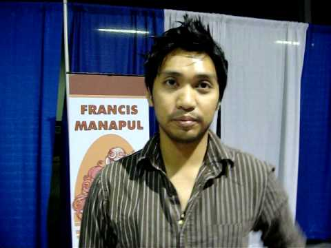 Interview with Francis Manapul upcoming artist on DC
