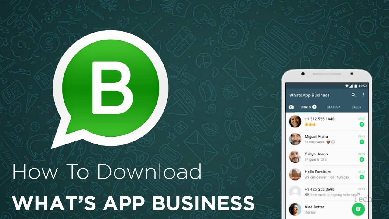How To Download Whatsapp Business For Pc Windows 7 8 10 Mac 2020 Youtube