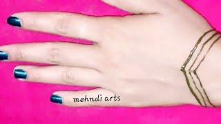 new stylish fancy mehndi design #eid special mehndi design