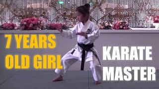 Enpi Master (7 Years Old Girl) | The Karate Kid – Episode 1