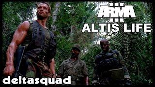 Arma 3 Altis Life #47 - Ивент по мотивам фильма Хищник 1 #4