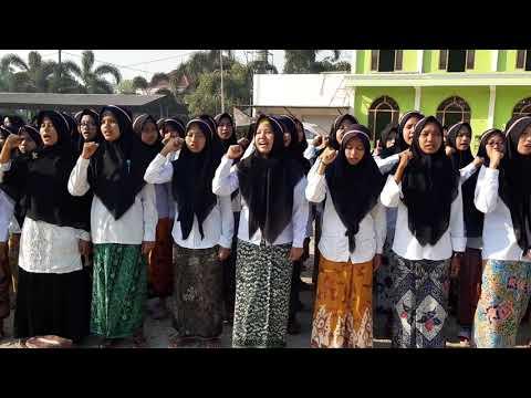 Upacara HSN. Universitas Islam Madura Pamekasan 2019