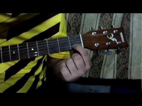 Guitar Lesson In Urduhindi The C Chord Youtube