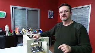 Rigid3D 3d Yazıcı - Zero2 Otomatik Tabla Kalibrasyonu