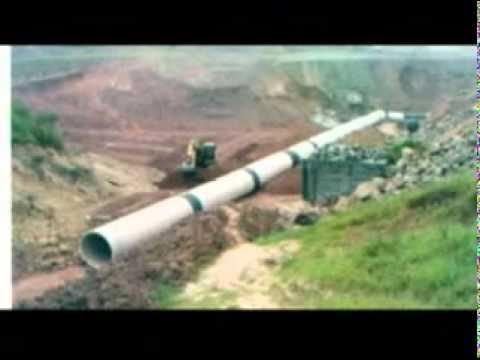 Ống nhựa thoát nước thải cuốn xoắn U-PVC lớn nhất tại Việt Nam