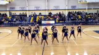 Clearview Cheerleading Dance 2 - Basketball