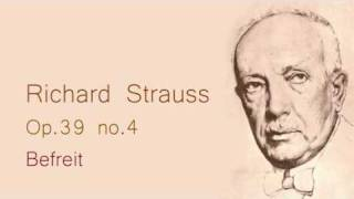 Strauss Befreit op 39 no 4