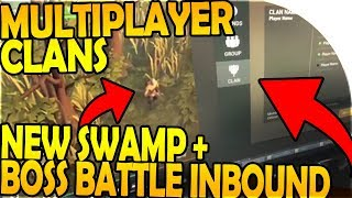 200 REP! - MULTIPLAYER CLANS, NEW SWAMP ZONE, BOSS INBOUND - Last Day On Earth Survival Update 1.8.4