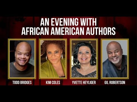 An Evening with African American Authors 2018