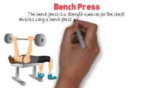 [VIDEO 2] Bodybuilding Workout Routine - Bench Press