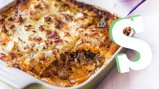 Sweet Potato Moussaka Recipe - Sorted
