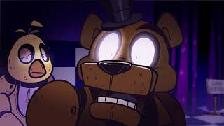 FIVE NIGHTS AT FREDDY'S LOGIC (Cartoon Animation)