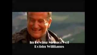 Robin Williams Tribute (Song: LUCE - Mango & Zenima)