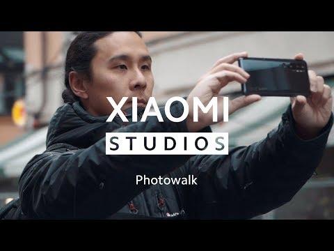 Xiaomi Studios Mi Note 10 Photowalk: Stockholm
