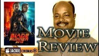 Blade Runner 2049 Movie Review in Tamil by JackieSekar | Jackiecinemas