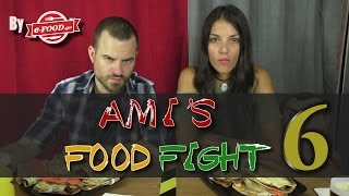 Ami's Food Fight - Κρέπες ft Mikeius
