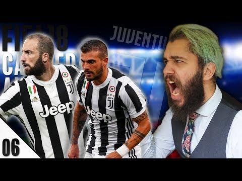 STURARO BOMBER VERO! - E06 - FIFA 18 Carriera Allenatore Juventus [ITA]