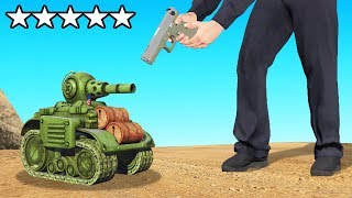 NEW Overpowered RC DLC Tank! (GTA 5 Online)