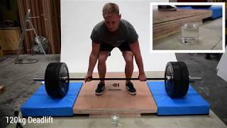 Reducing Impact Sounds and Vibrations of Deadlifts in Gyms