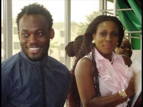 Ghanaian footballer Michael Essien secretly weds his publicist