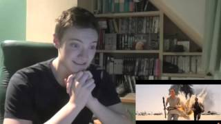 STAR WARS: THE FORCE AWAKENS - JAPANESE TRAILER REACTION