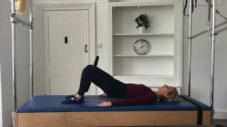Pilates Ring - Part 1 - Inner Legs and Abdominals - All Levels