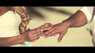 Красивое свадебное видео на острове Саона