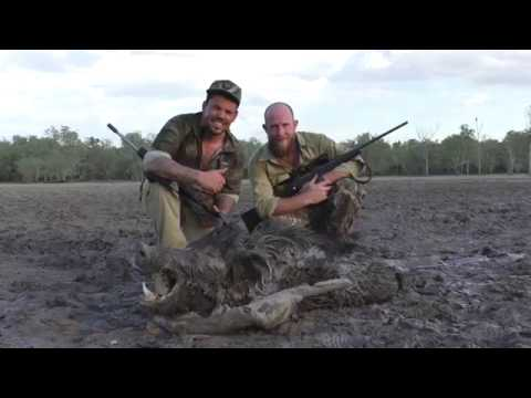 Bradens NT Boar Hunt 2016